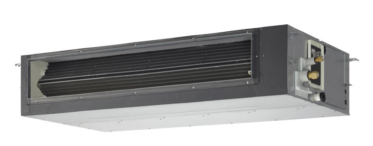 Afbeeldingen van S-160MF3E5B: Kanaalunit hor/vert Eco-I 18,0 kW incl Nanoe-X