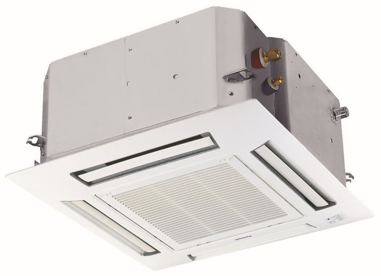 Afbeeldingen van S-36MY2E5B: Cassette-unit 60x60 Eco-I 4,2  kW