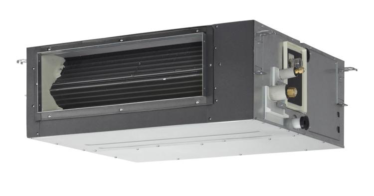 Afbeeldingen van S-45MF3E5B: Kanaalunit hor/vert Eco-I 5,0 kW incl Nanoe-X
