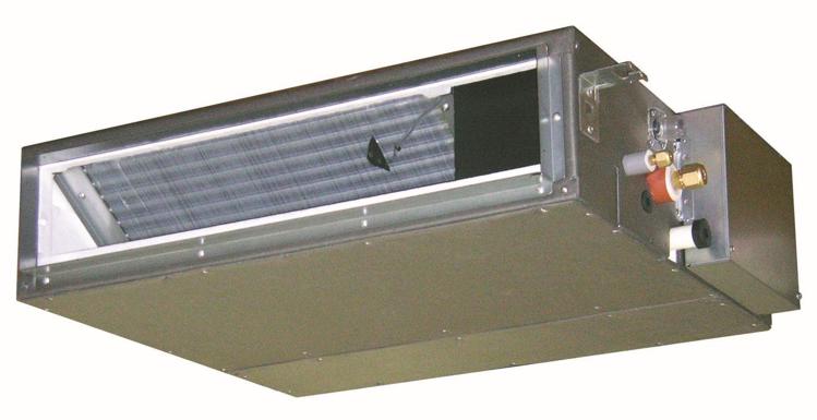 Afbeeldingen van S-56MM1E5B: Kanaalunit 20cm lage druk Eco-I 6,3 kW